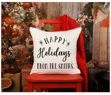Load image into Gallery viewer, Holiday Pillows