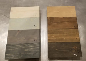 BASEBALL Wood Plank DIY Take and Make Kit - Downtown Kirkland and Seattle Pick-up or Delivery