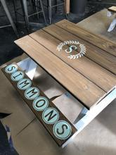 Personalized CHILDREN'S ACTIVITY TABLE -