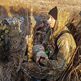How to keep your hands warm hunting.
