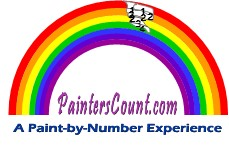 Painters Count - A paint-by-number experience.