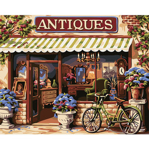 Antique Storefront