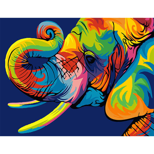 Colorful Collection - Elephant