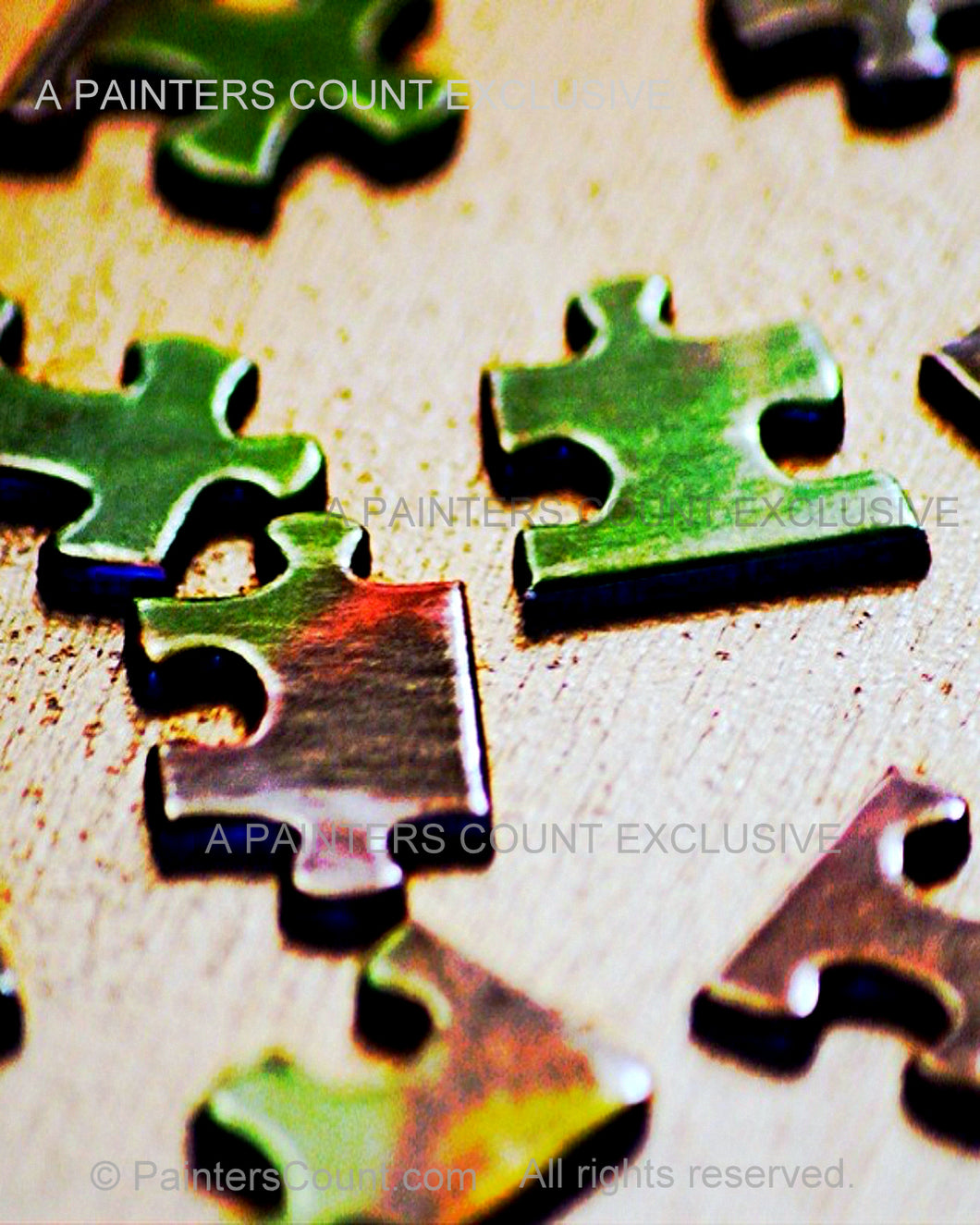 PUZZLE PIECES * PC EXCLUSIVE *