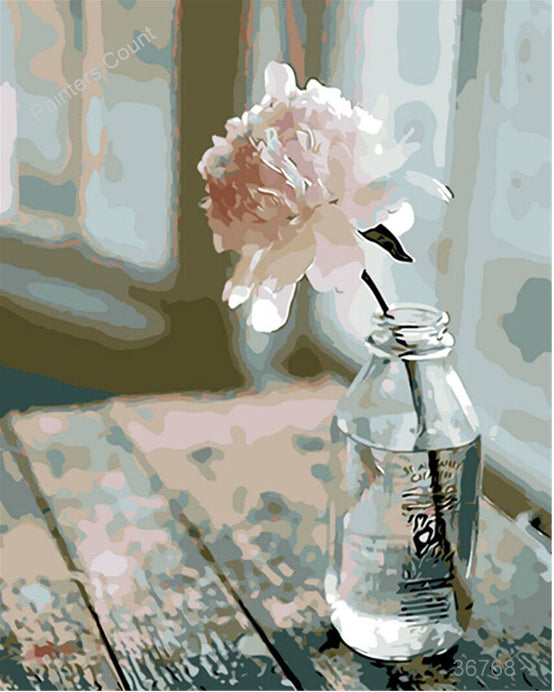 Serenity ~ Flower on Table