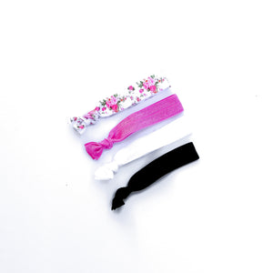 Signature Set Hair Elastics