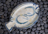 Fish Plate - Edgecomb Potters