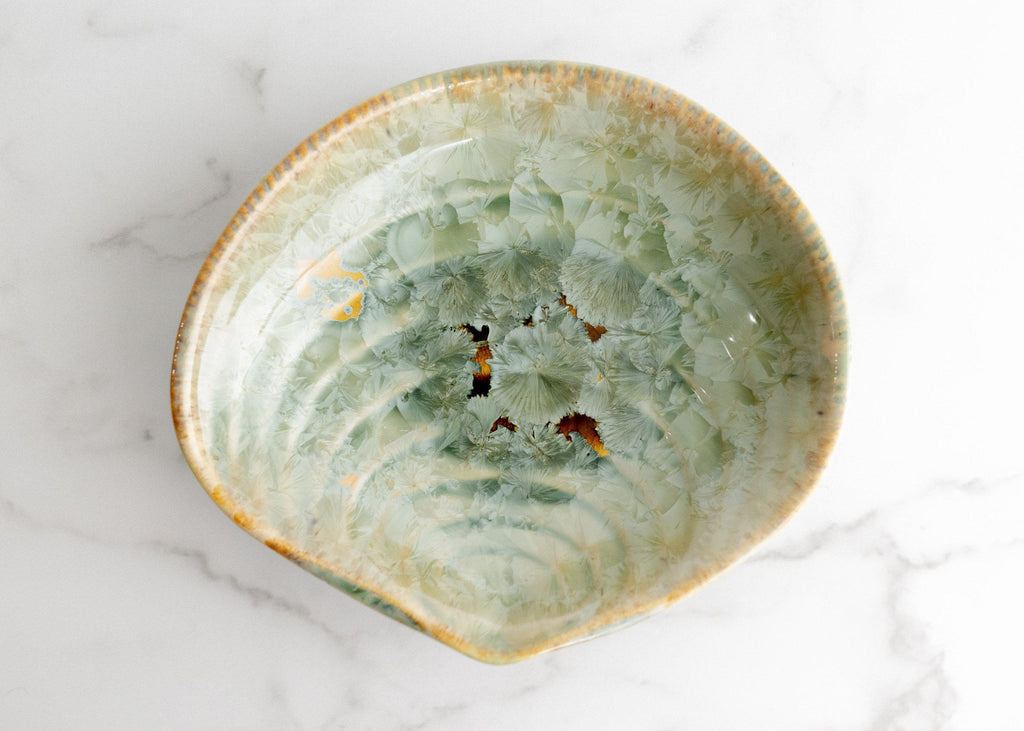 Rippled Shell - Edgecomb Potters