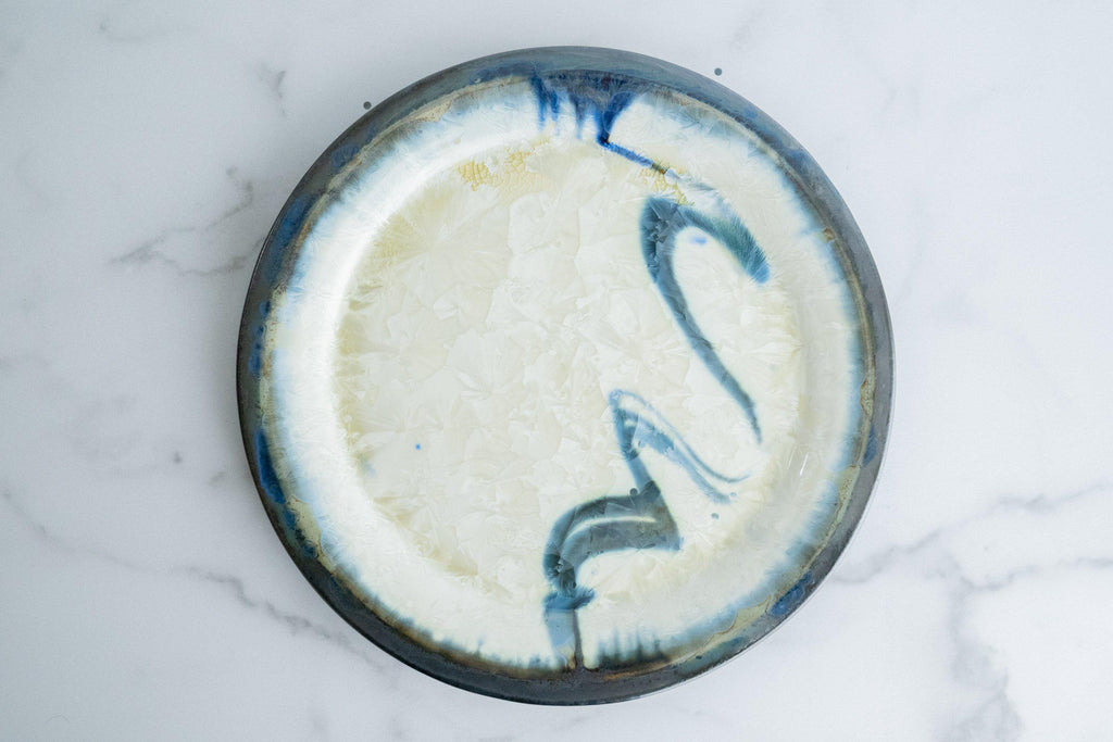 Thrown Dinner Plate - Edgecomb Potters