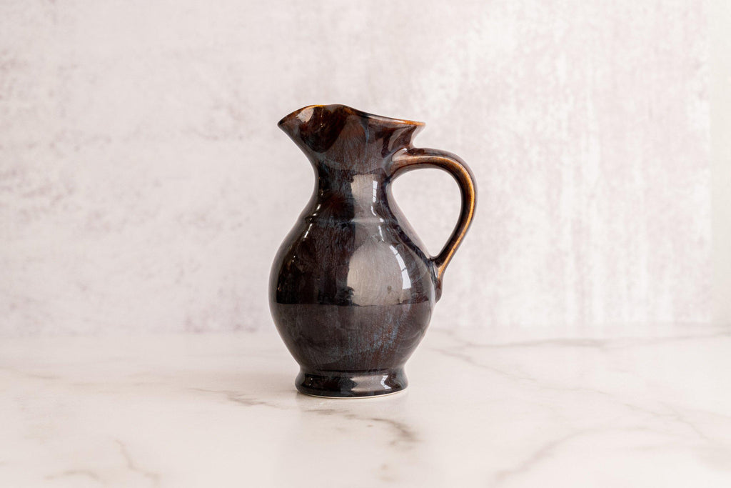 Traditional Pitcher, small — 14oz-Tide Pool-Edgecomb Potters
