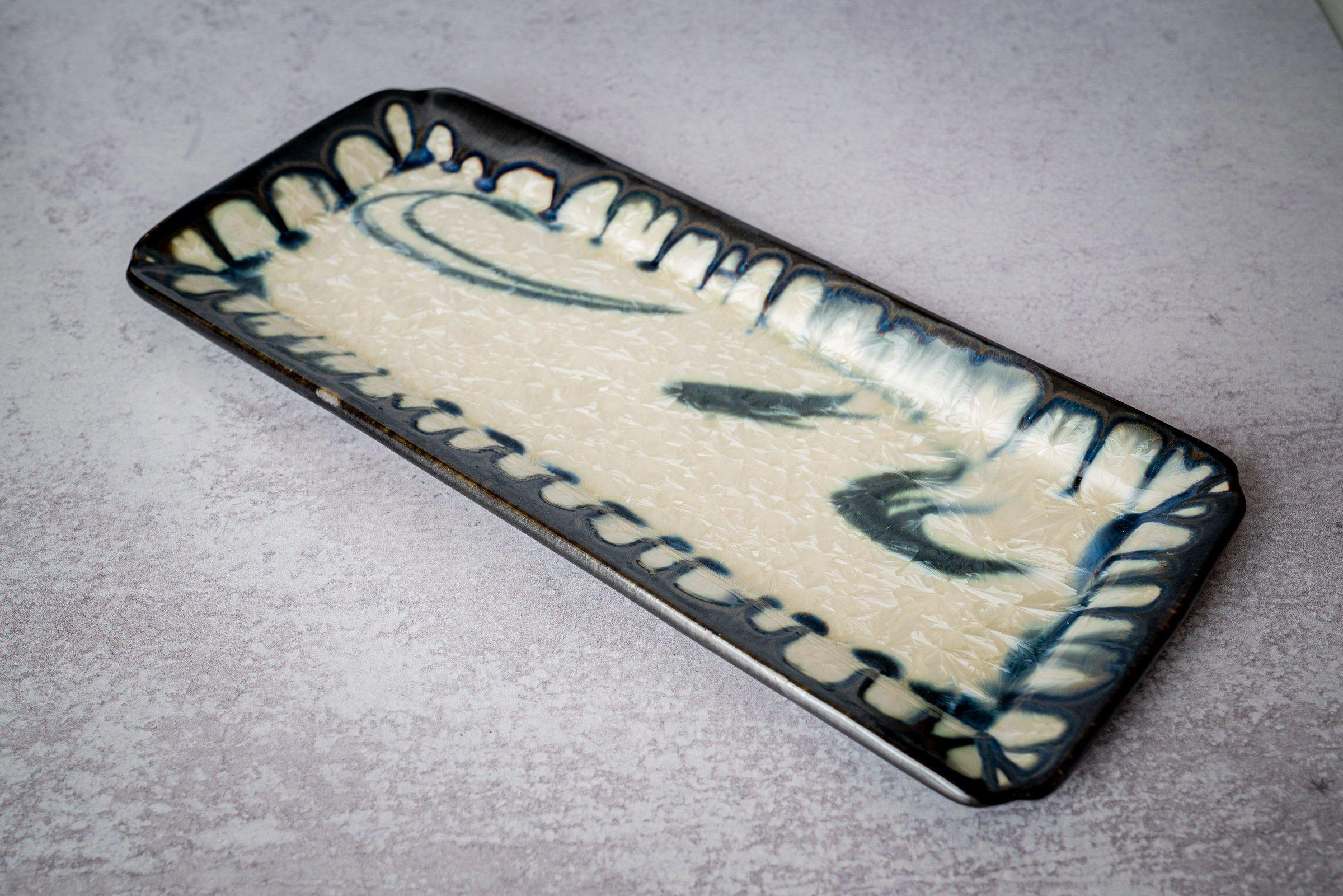 Rectangular Tray - Edgecomb Potters