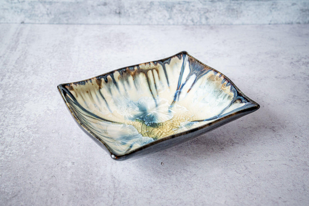 Rectangular Bowl, small-Winter Storm-Edgecomb Potters (4127876317324)