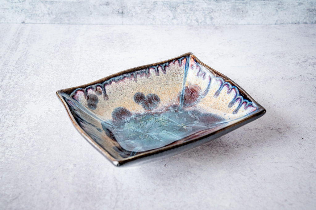 Rectangular Bowl, small-Tide Pool-Edgecomb Potters (4127876317324)