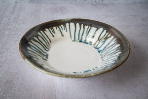 "Thrown Bowl, small 8.5"" - Edgecomb Potters"