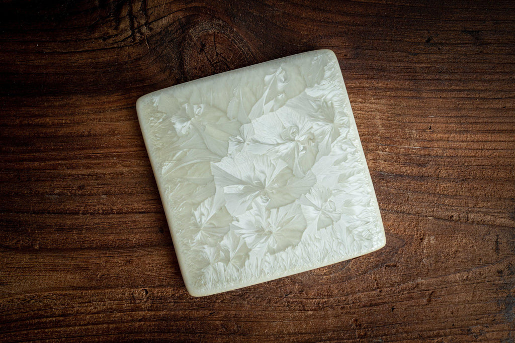 Tile, 4x4-Mother of Pearl-Edgecomb Potters (4127877562508)