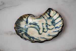 Crescent Shell - Edgecomb Potters
