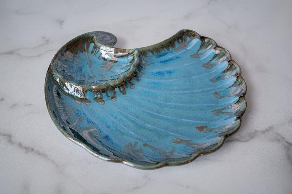 Appetizer Shell-Marina-Edgecomb Potters