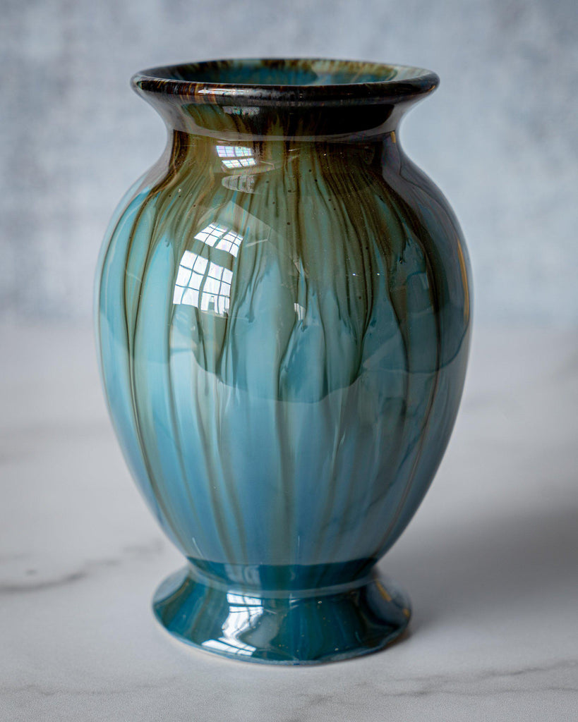 Lady Vase, small-Marina-Edgecomb Potters (4047345090632)