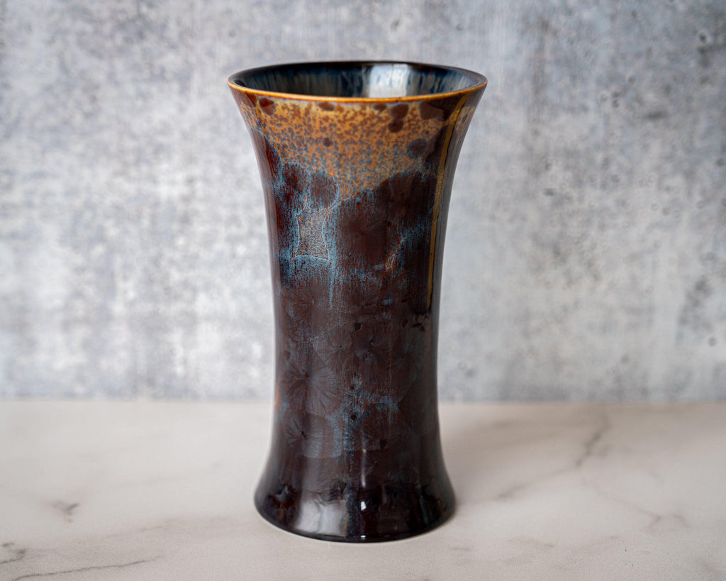 Bouquet Vase-Tide Pool-Edgecomb Potters (4047343779912)