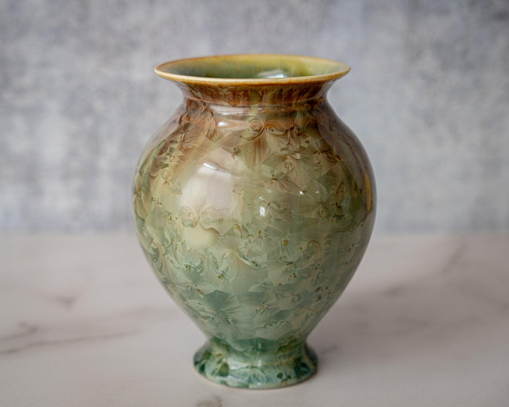 Gathering Vase, small-Saltmeadow-Edgecomb Potters (4127875956876)