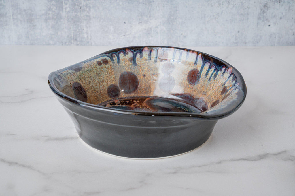 Large World Bowl - Edgecomb Potters