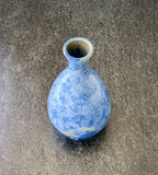 Friendship Vase, slender-Bahama Blue-Edgecomb Potters
