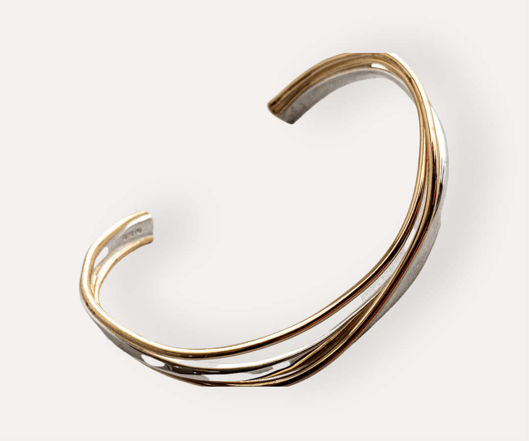 Double Entwined Cuff