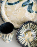 Dinnerware Set for Two - Edgecomb Potters