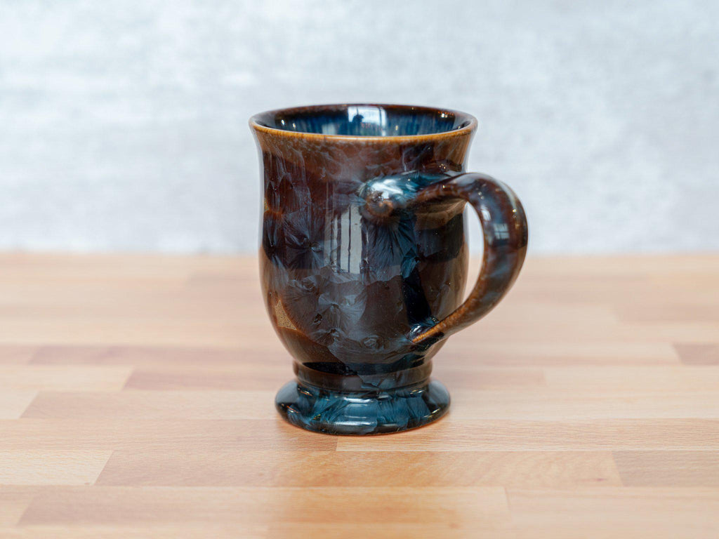 Café mug, ~12oz-Pottery-Tide Pool-Edgecomb Potters (4050402082888)