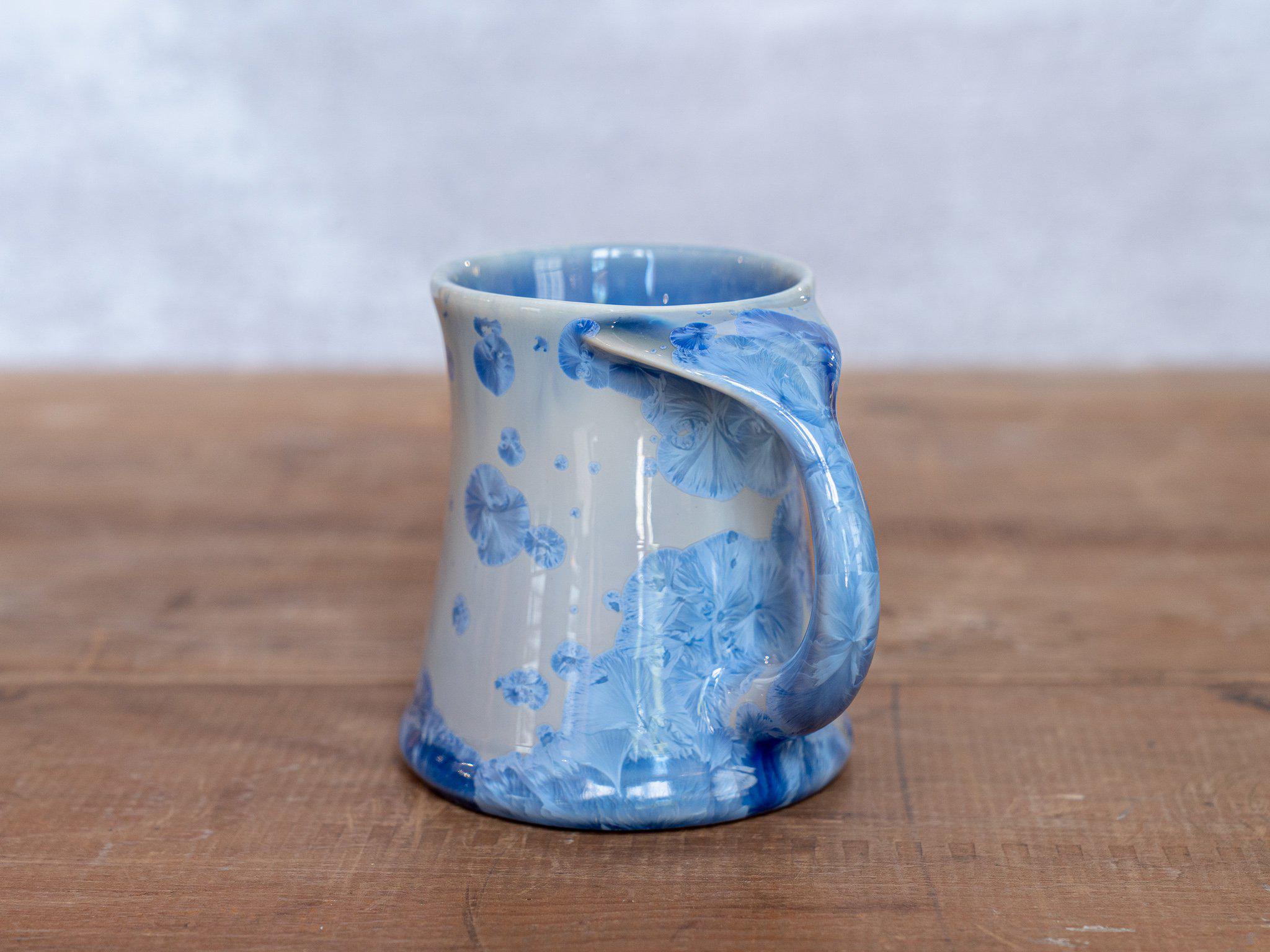 Whale Tail Mug, small - Edgecomb Potters