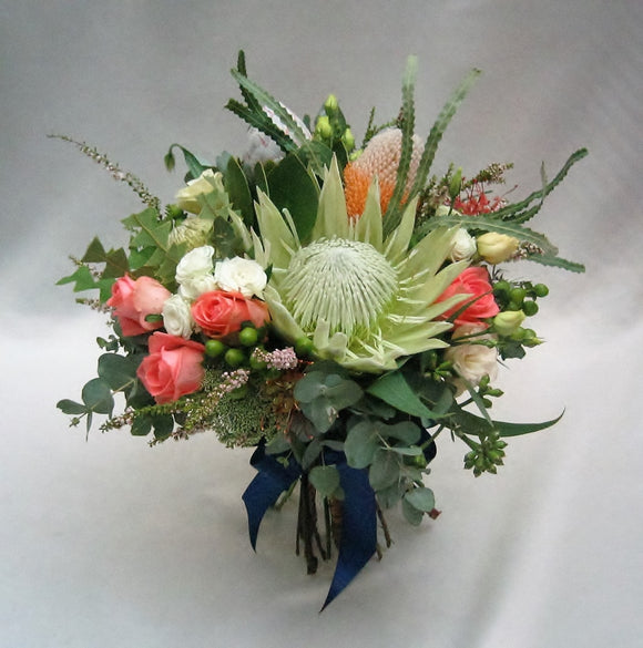 Wedding sample - King protea