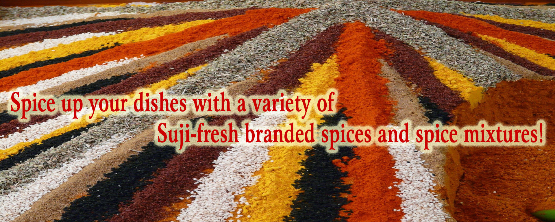 Ocean of Spices