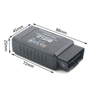 Stop Spending So Much On Your Car's Diagnostics. Smart Car OBD 2 with WIFI Connection Diagnostic Tool is All You Need