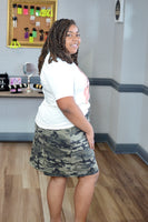 Sammy Camo Skirt