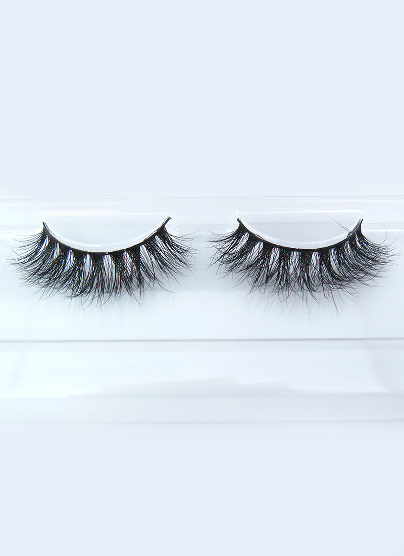 Cancer 3D Mink Eyelashes EL04