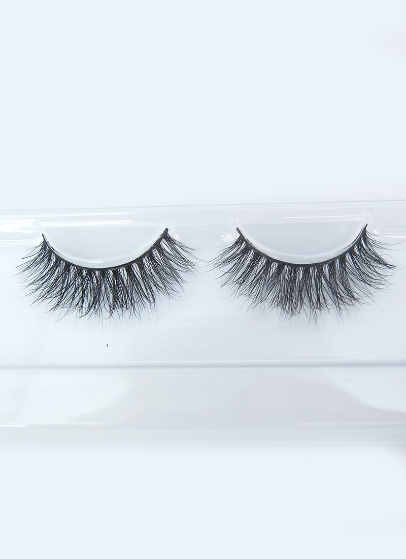 Virgo 3D Mink Eyelashes EL06