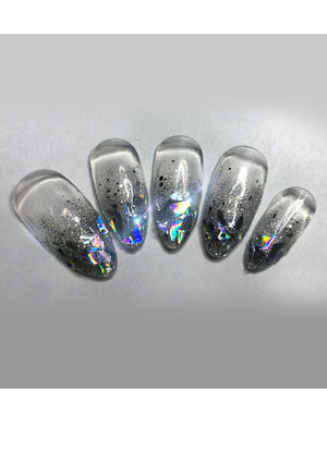 Almond Press-On Nails FN012
