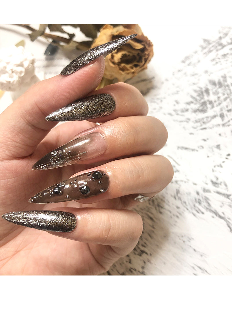 Stiletto Press-On Nails FN031