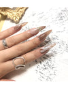 Stiletto Press-On Nails FN032