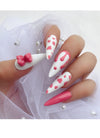 Stiletto Press-On Nails FN042