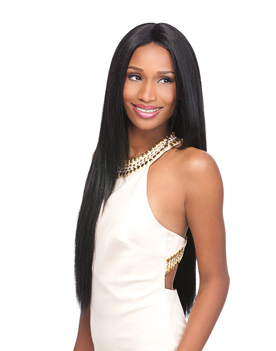 Empress Custom Lace Wig Yaki 30""