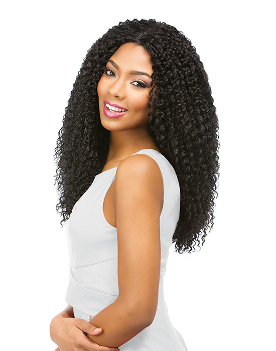 Empress Custom Lace Wig Beach Curl