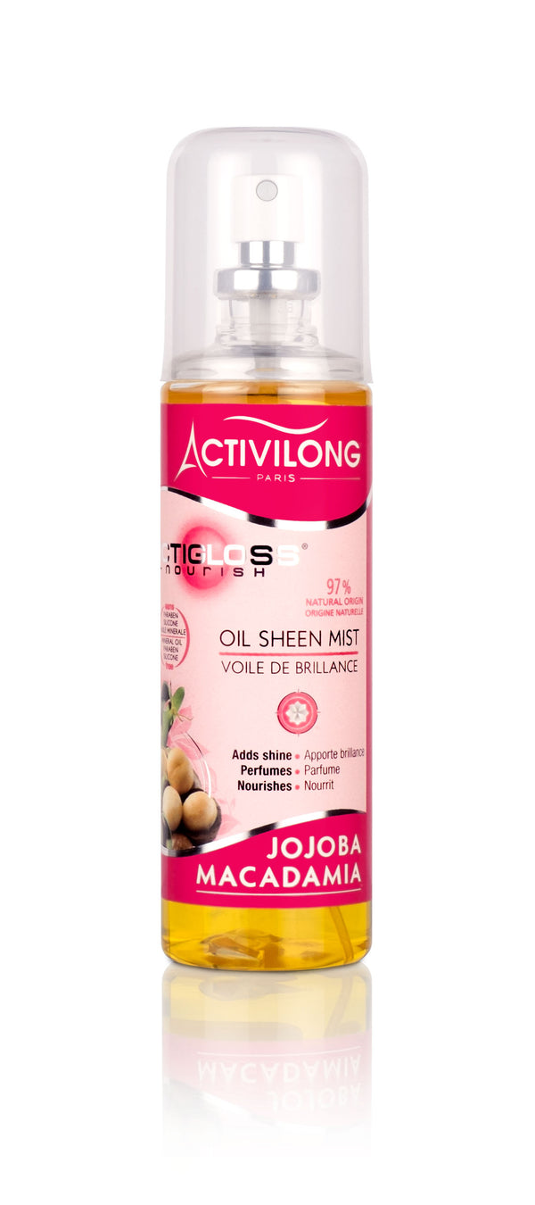 Activilong ActiGloss Nourish Voile de Brillance 125ml