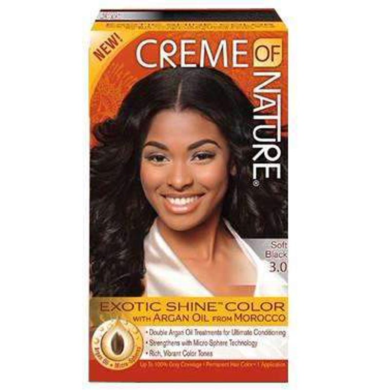 Creme of Nature Exotic Shine Color 100g