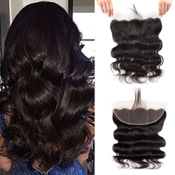 Full lace frontal 13x4 Body Wave 14""
