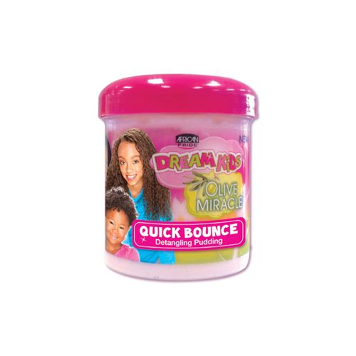 African Pride Dream Kids Quick Bounce Pudding - Démêlant