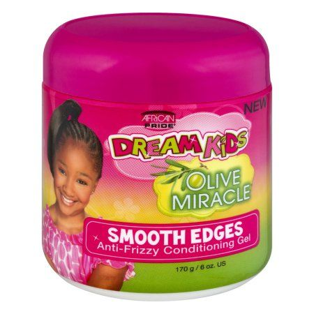 African Pride Dream Kids Smooth Edges - Bordure Lissant 170 g