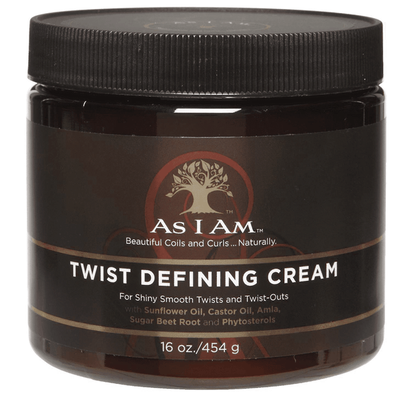 As I Am Twist Defining Cream - Crème Coiffante Pour Twist 454g
