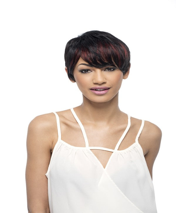 Sleek Hair - Perruque BELLE - Wig Fashion HH 100 % HUMAIN HAIR