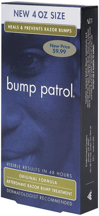 Bump Patrol After Shave Lotion Original - Lotion Après-Rasage